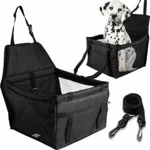 A&K Luxe honden autostoel Opvouwbaar Autostoel Hond
